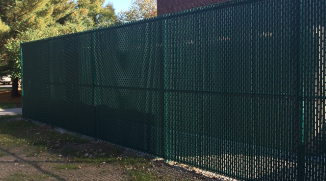 Security Fence Installation In Cincinnati Oh Amp Northern