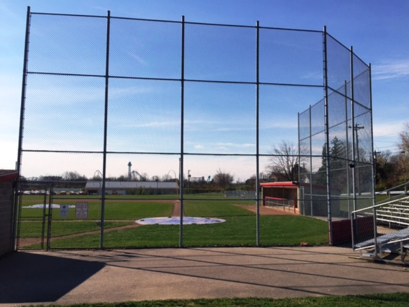 Sport Facility Fencing In Northern Ky And Cincinnati Oh
